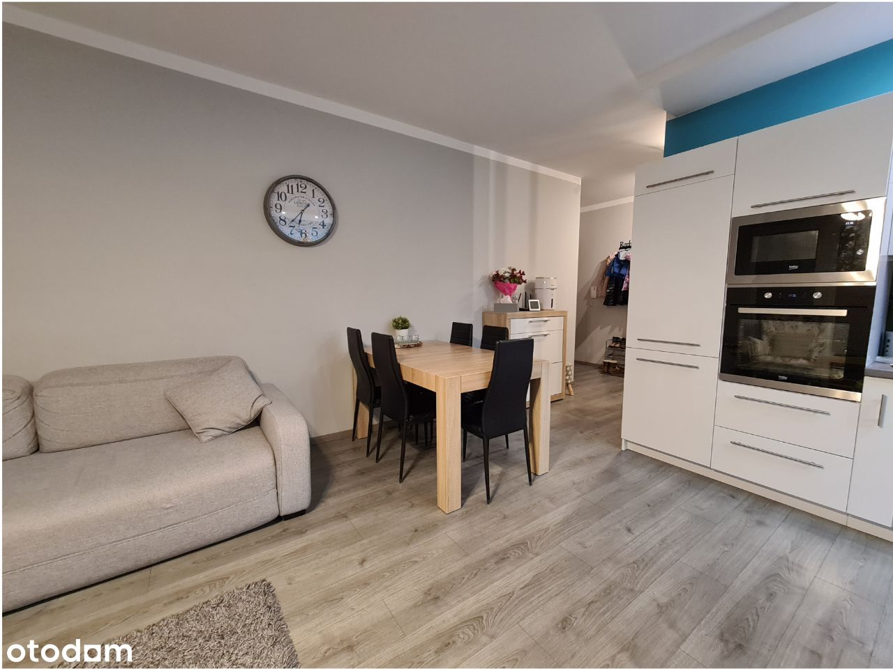 Mieszkanie 3 pokojowe, 59m², Szosa Lubicka 14