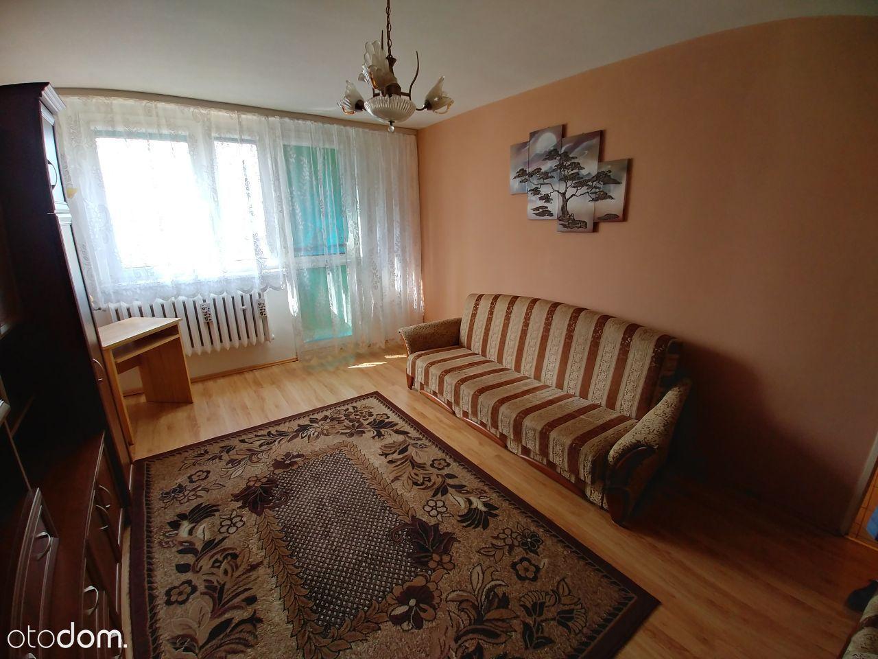 Mieszkanie 2-pokojowe, balkon, centrum