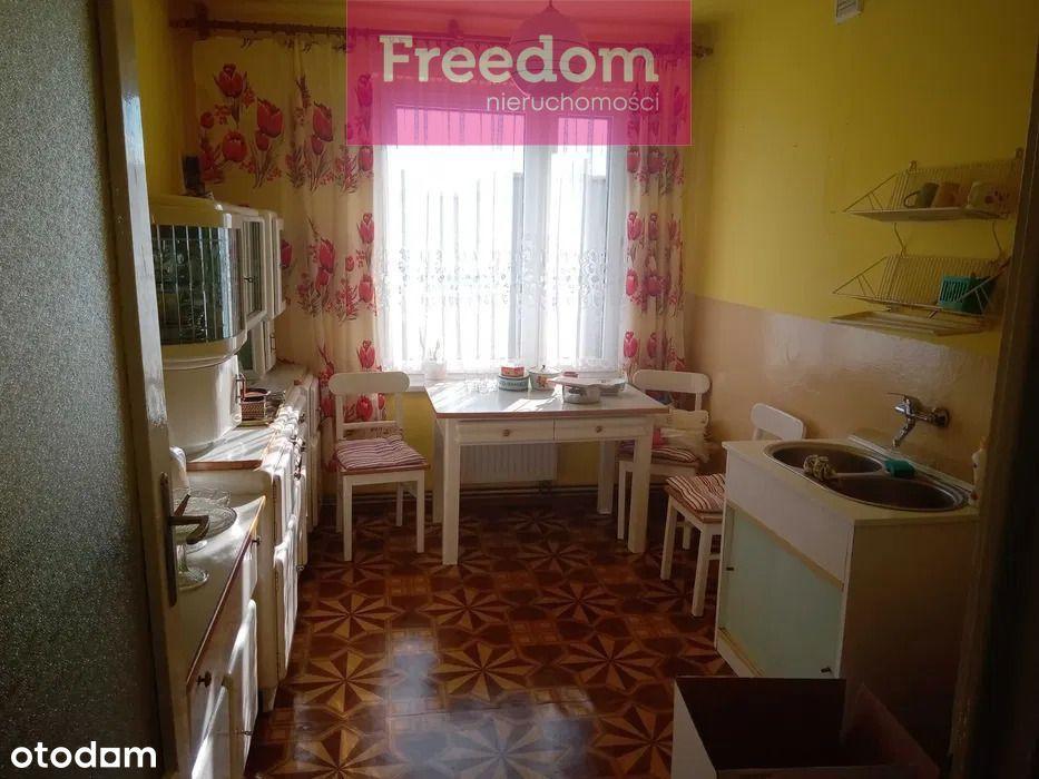 Mieszkanie M3 z balkonem w Pszowie
