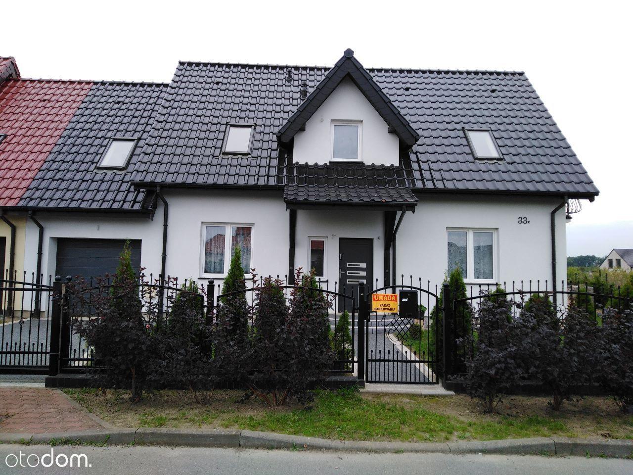 Dom blizniak w Kamieniu Pomorskim