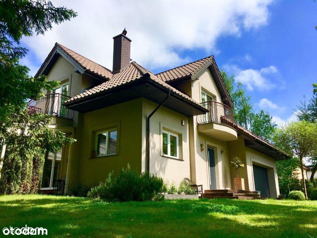 WYNAJMĘ DOM z pięknym ogrodem pod Warszawą