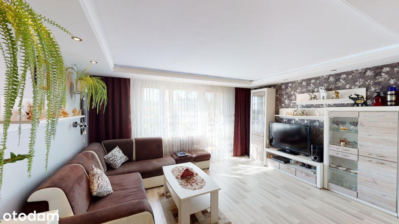 3 pokoje, osobna kuchnia, idealne dla rodziny