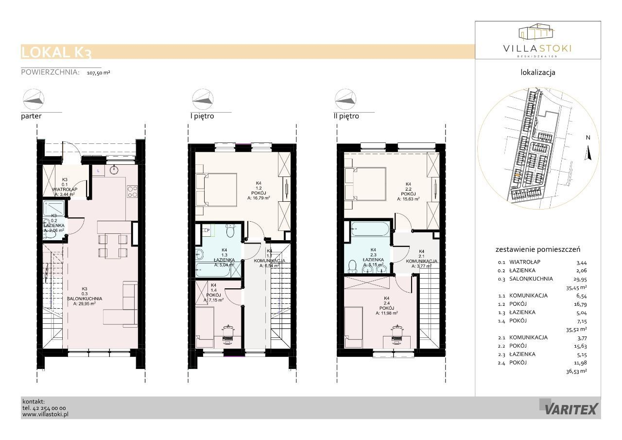 Dom typu 112 - Villa Stoki (dom K.03)