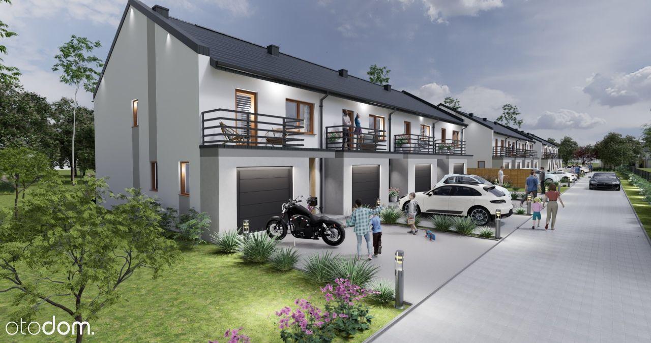 Osiedle Pisarzówka - 12 komfortowych domów