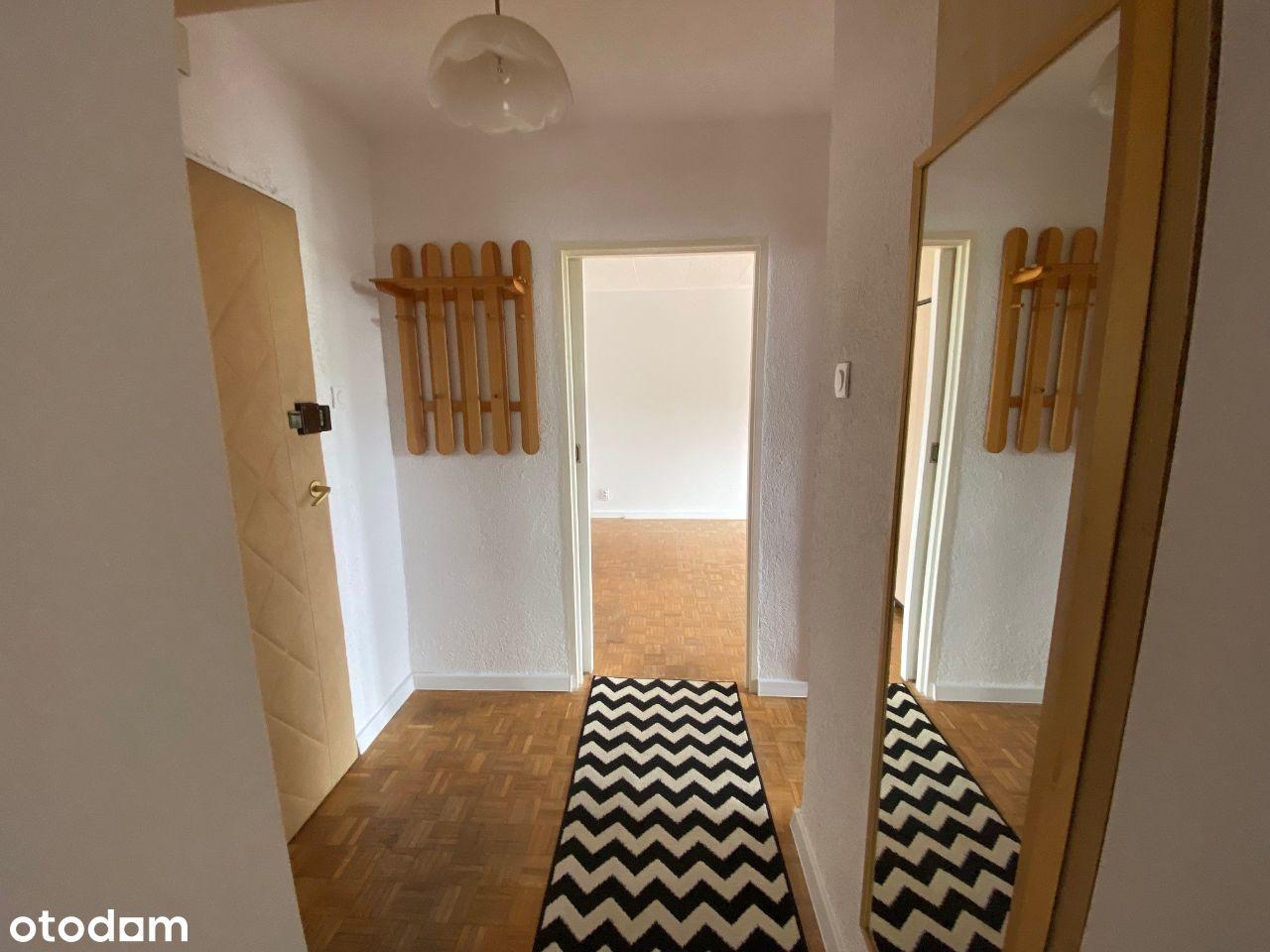 Przestronne mieszkanie dostępne od zaraz