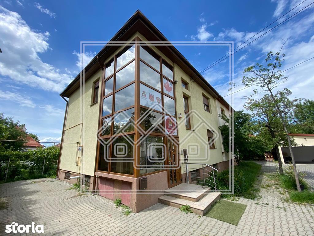Spatiu de biouri in Sibiu - 9 camere - blv. Victoriei