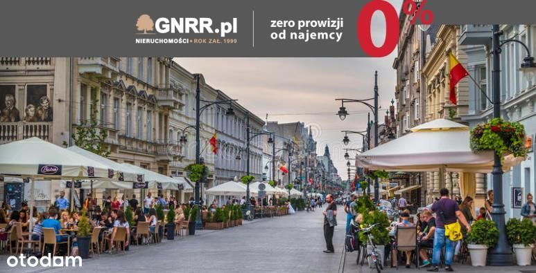 Łódź Centrum Piotrkowska 115/119 k/ Pasażu Schille