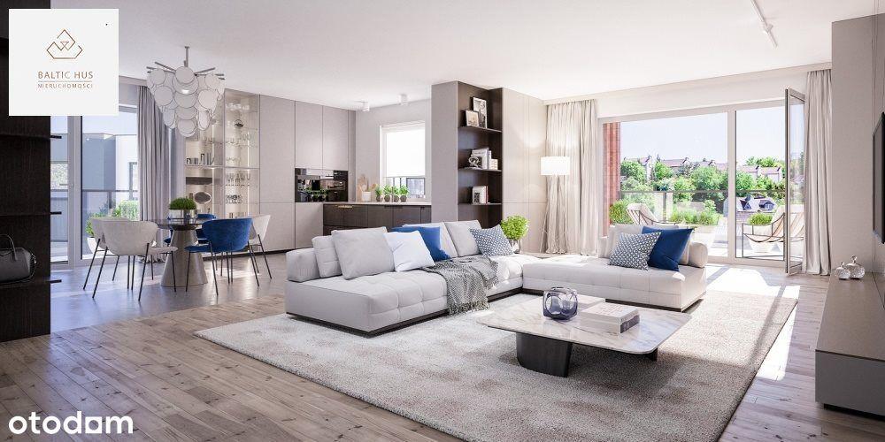 Nowe Mieszkanie trzypokojowe w scenerii natury i M