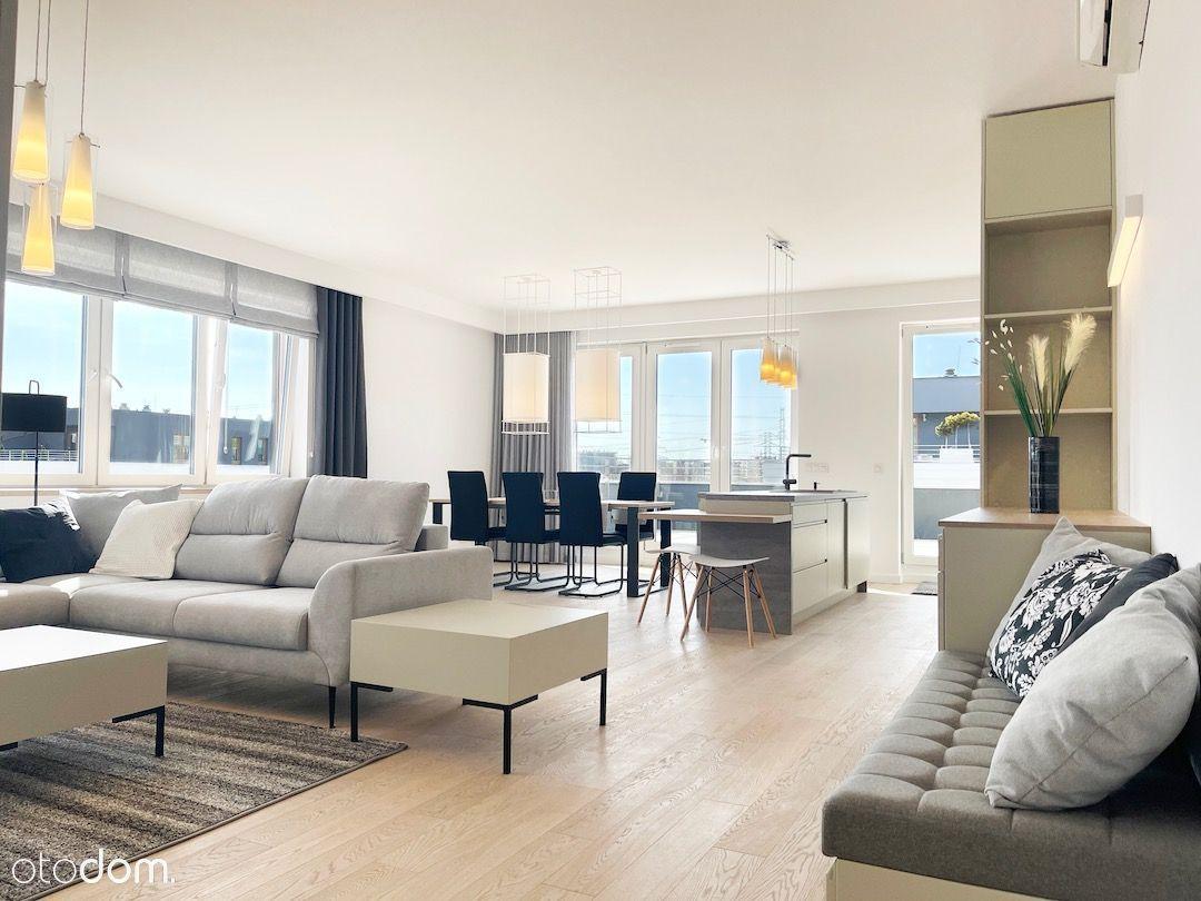 TOP LUX Apartament z Tarasem 117 mkw PARK BAŻANTÓW
