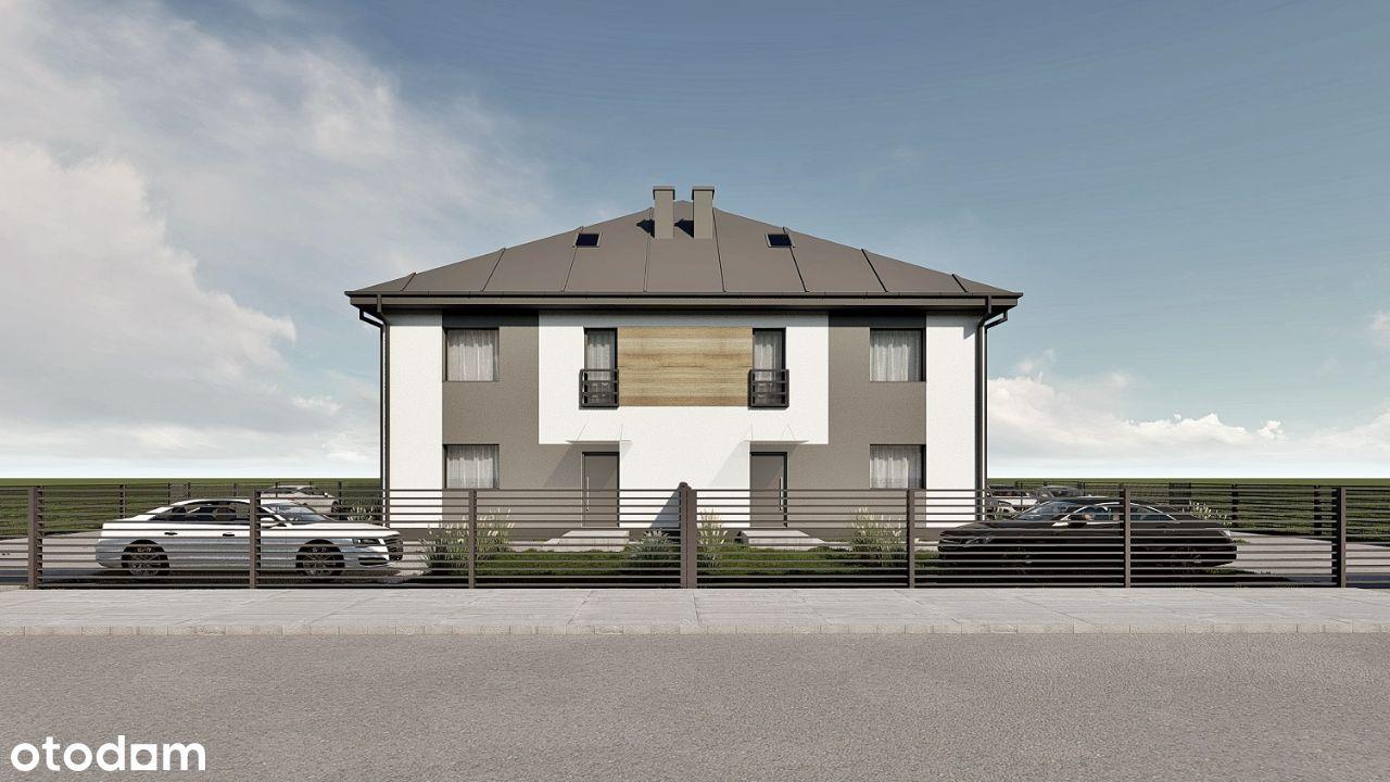 Sprzedam dom w zabudowie bliźniaczej | Andrespol