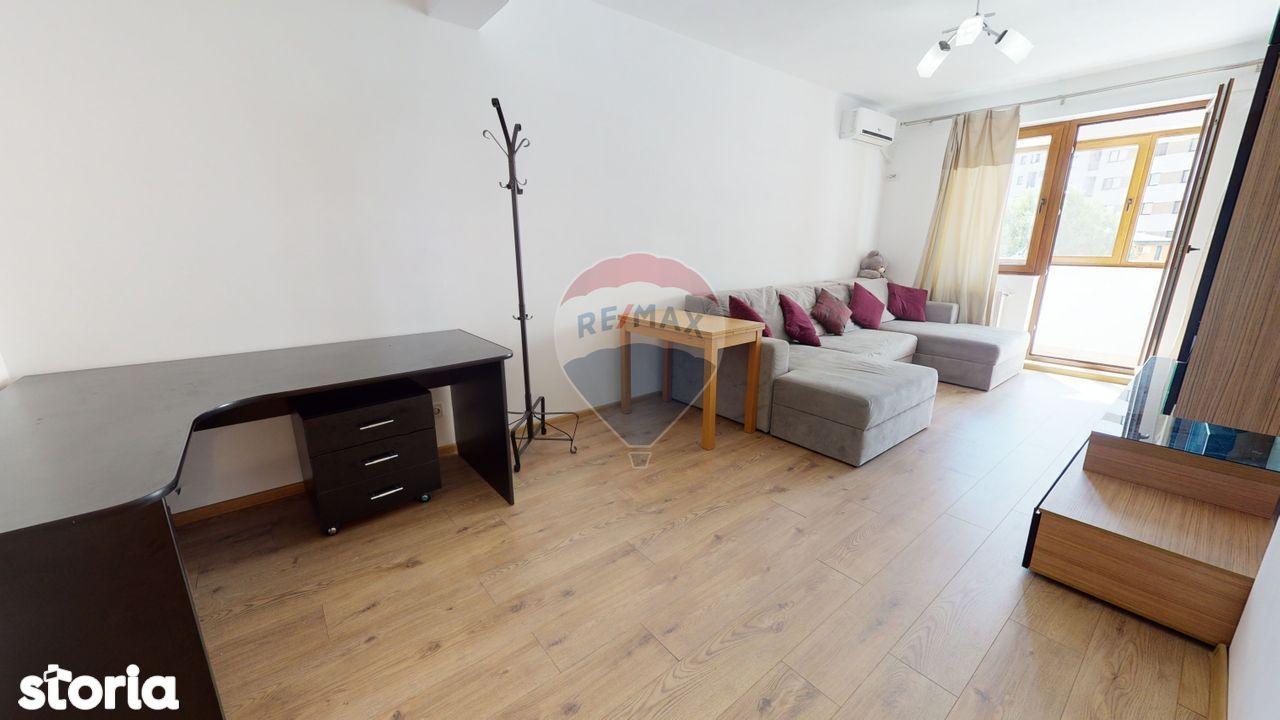 Apartament 2 camere de inchiriat Mihai Bravu, loc parcare subteran