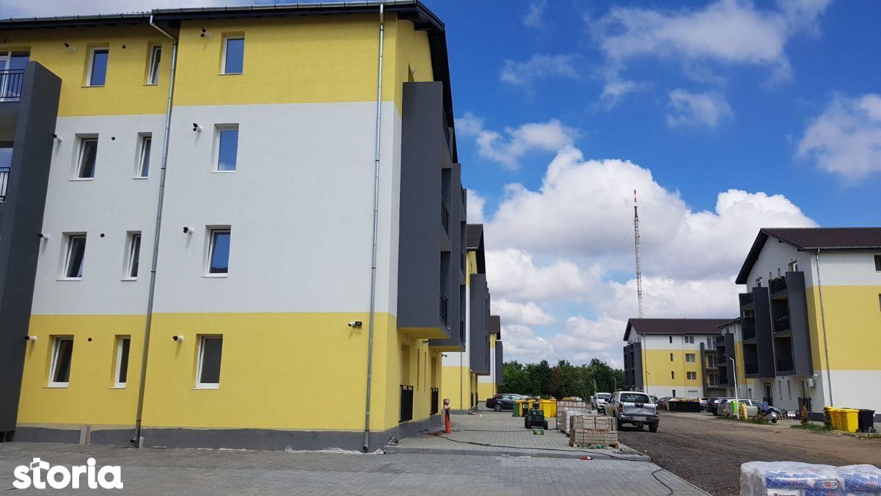 Apartament 1 camera, decomandat, bloc nou, la cheie, Premium Residence