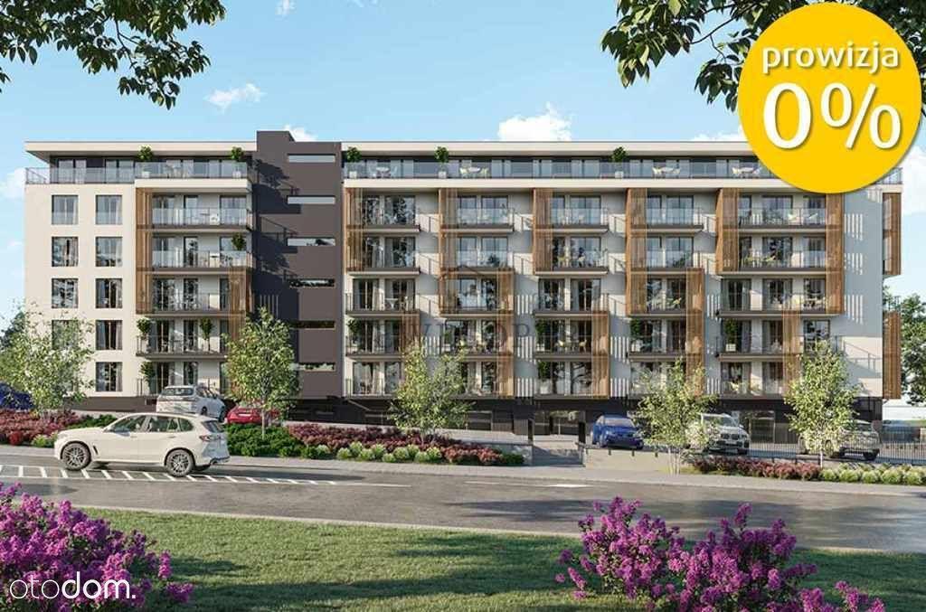 2 balkony - łącznie 22m2 dodatkowej powierzchni 0%