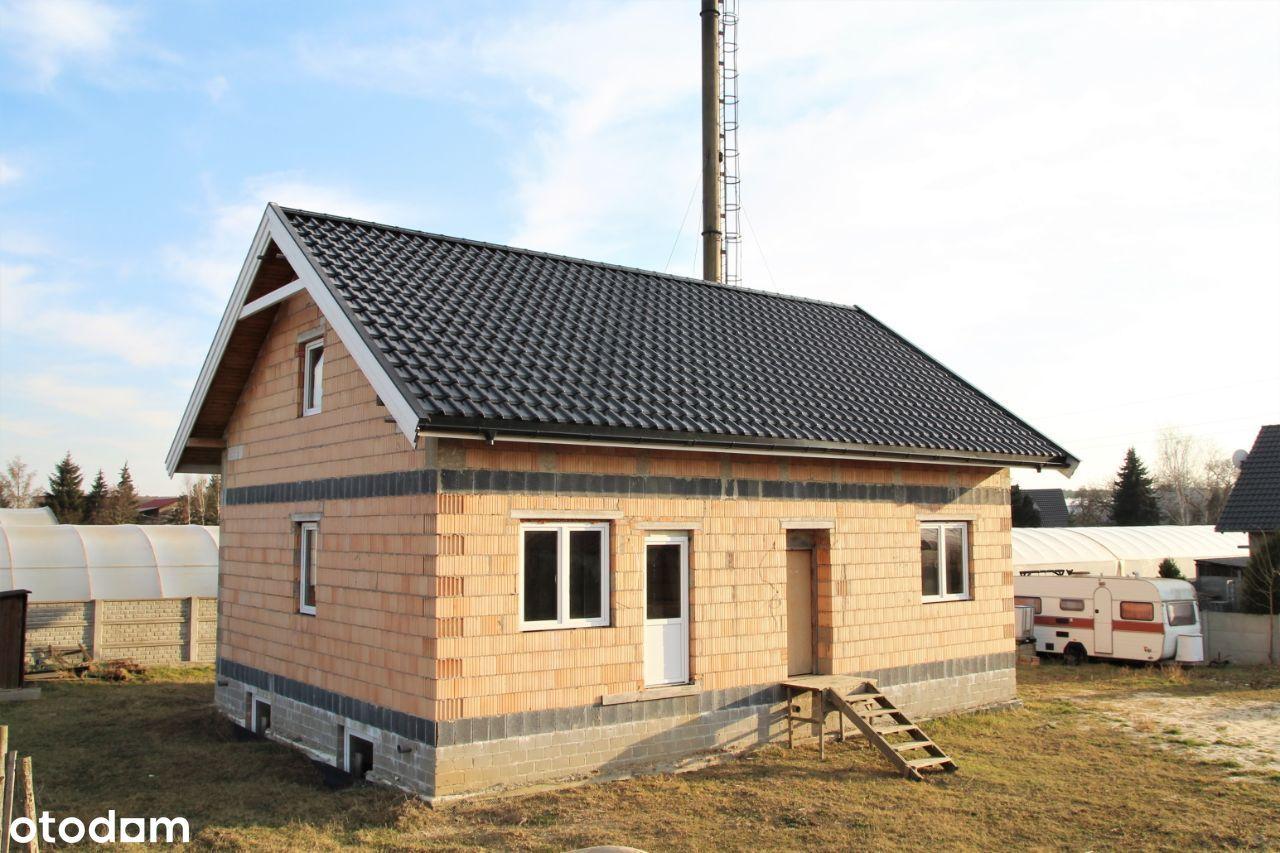 Duży dom w budowie - Włoszakowice, ul. Spacerowa