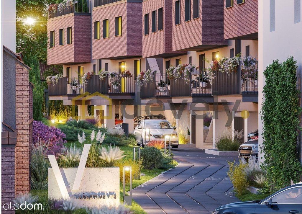 Apartament 62m2 z balkonem - dwa miejsca postojowe