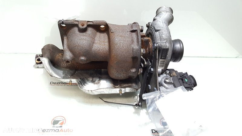Turbosuflanta , Ford Mondeo 3 sedan (B4Y) 2.0tdci - 1