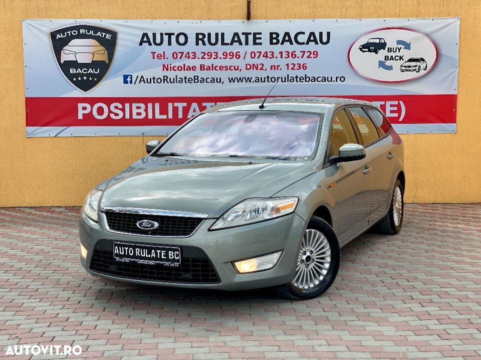 Ford Mondeo 1.8 - 7