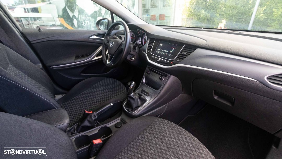 Opel Astra Sports Tourer 1.0 Edition S/S - 5