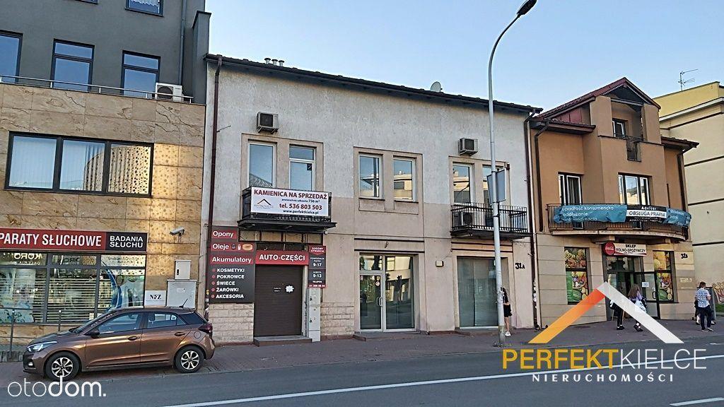 Budynek CENTRUM Kielc Lokale usługowo-mieszkalne