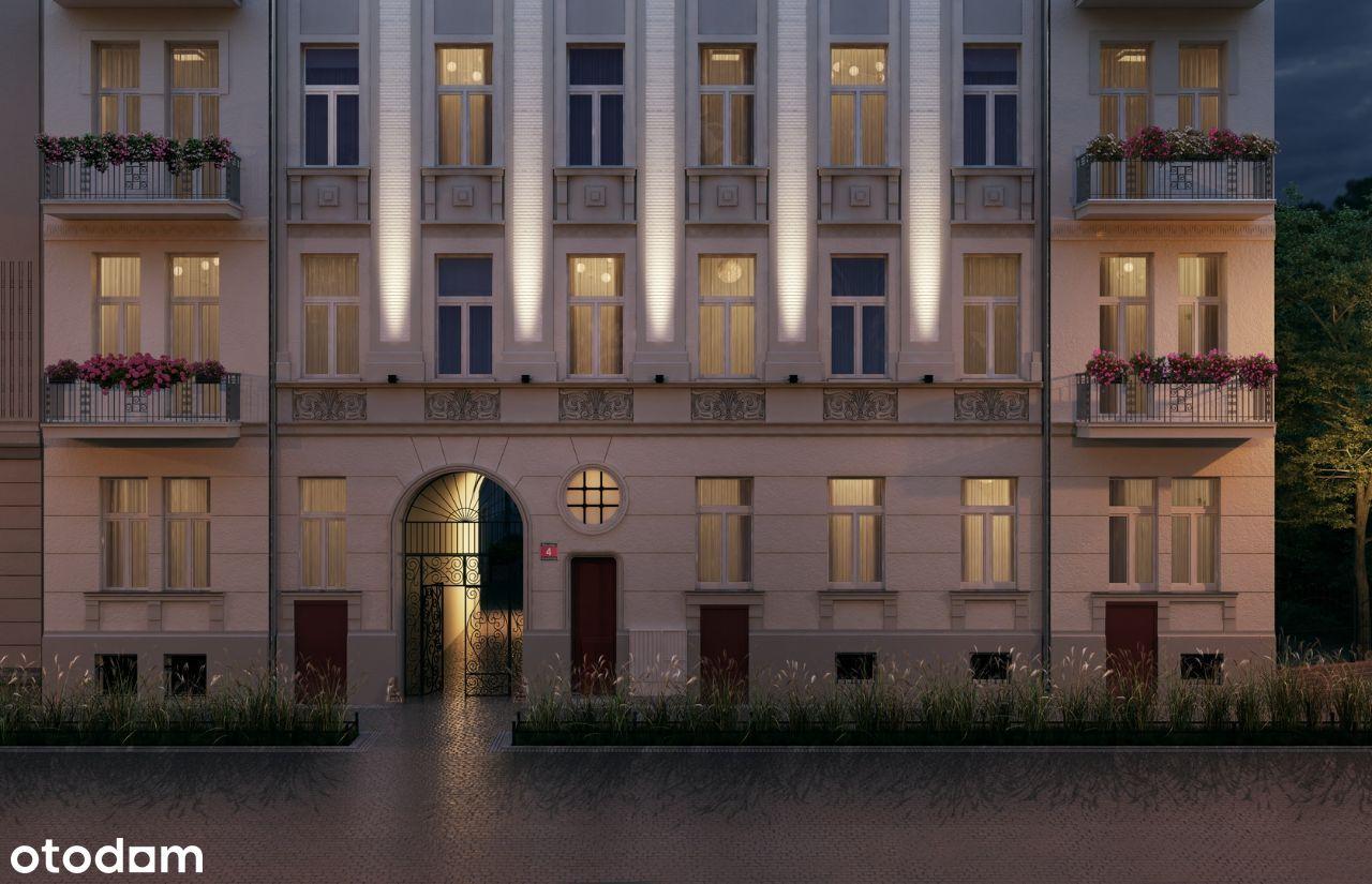 Wólczańska 4 - mieszkanie dwupokojowe 31 m2