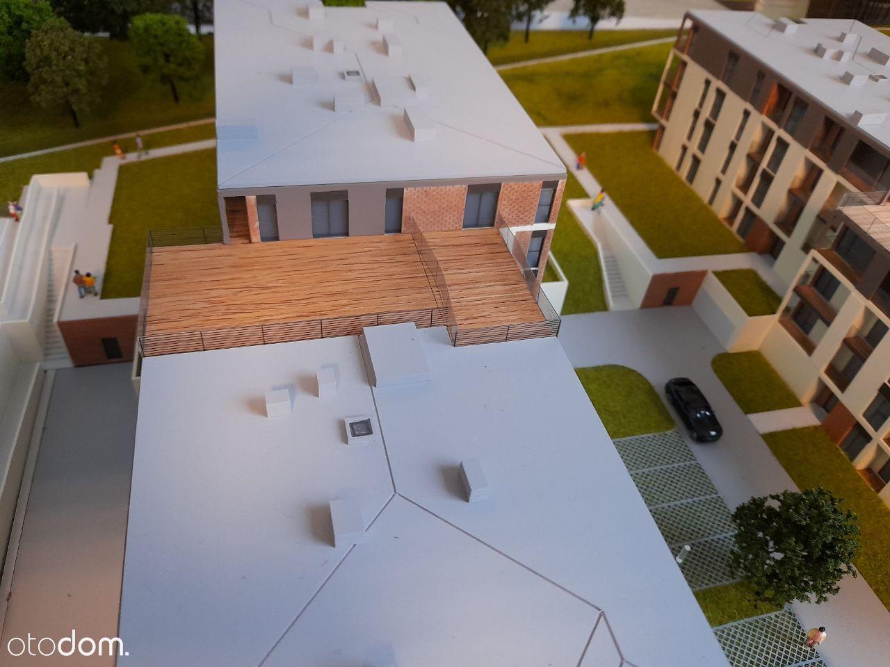 Jedyne takie M3 w mieście - Taras na dachu 90 m2