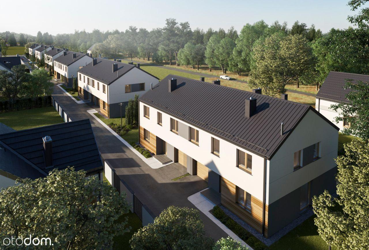 Łomianki p.u. 162 m2 Osiedle 100 Drzew - E2 i F1