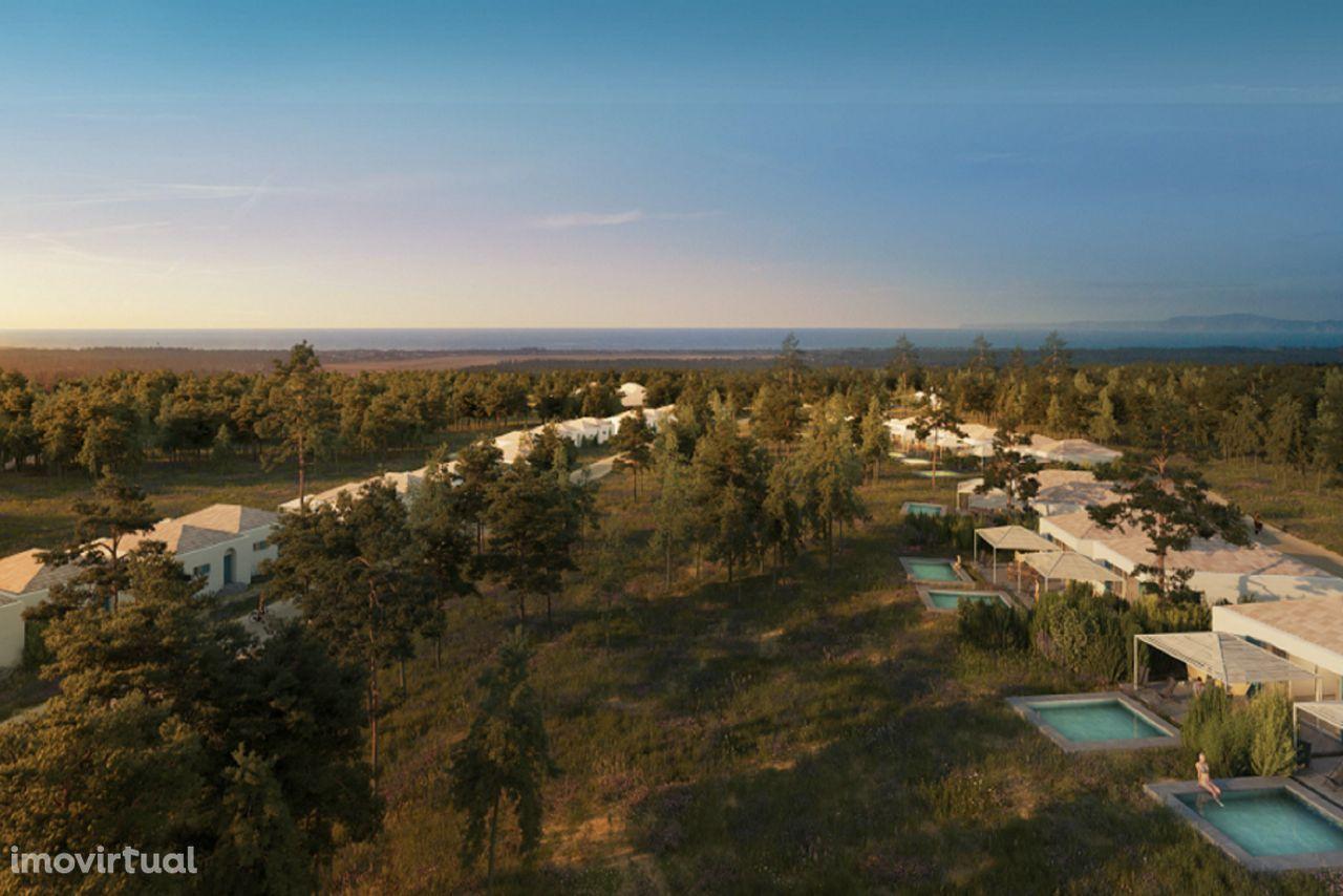 Herdade Comporta | Projeto Hotel Rural 5*