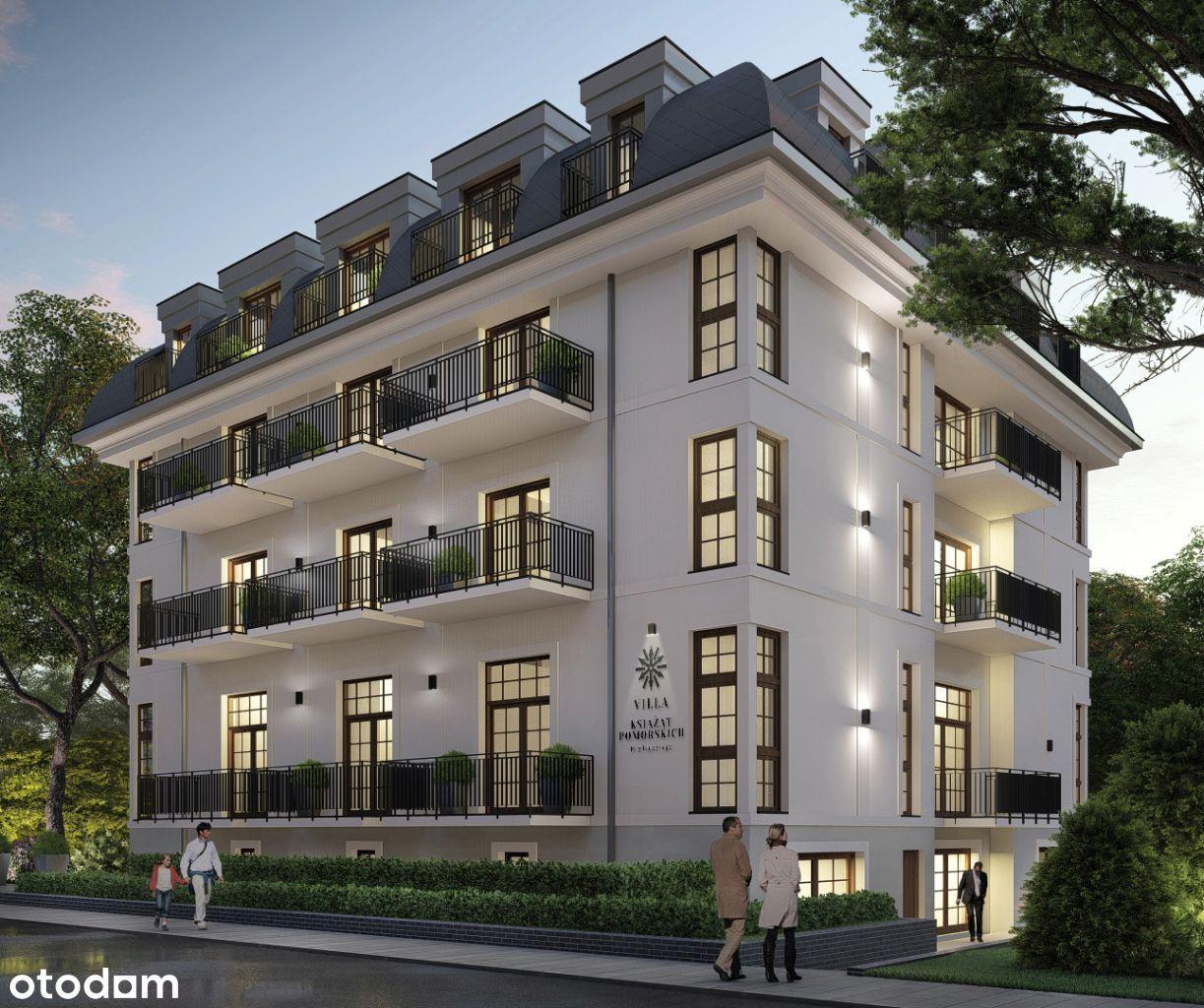 Nowy Apartament Villa Książąt Pomorskich P.03