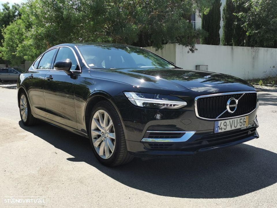 Volvo S90 2.0 T8 Momentum AWD Geartronic - 12