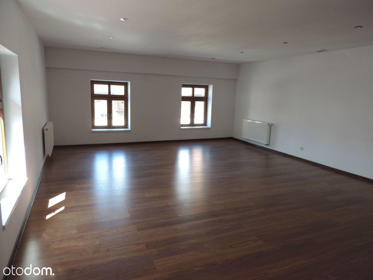 Świecie/centrum/nowa kamienica/98m2/2 piętro