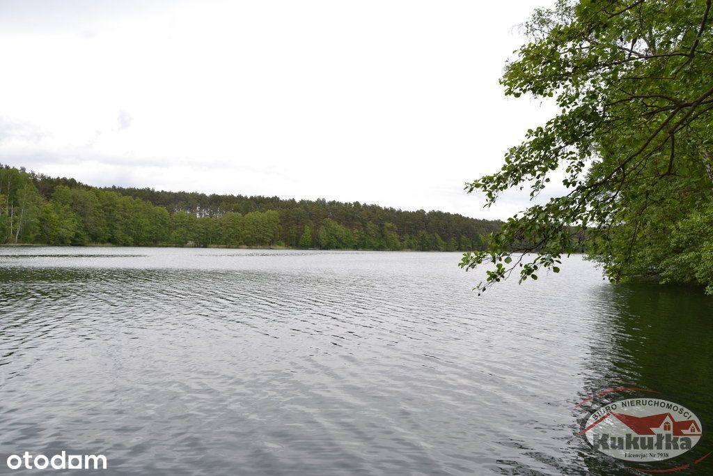 Mieszkanie nad jeziorem w Lubiewie