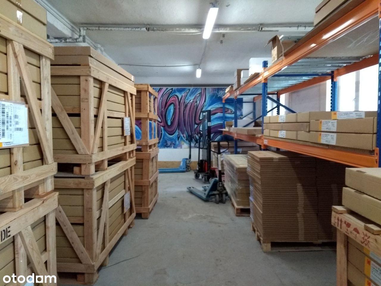 Obiekt pod sklep internetowy na Grunwaldzie