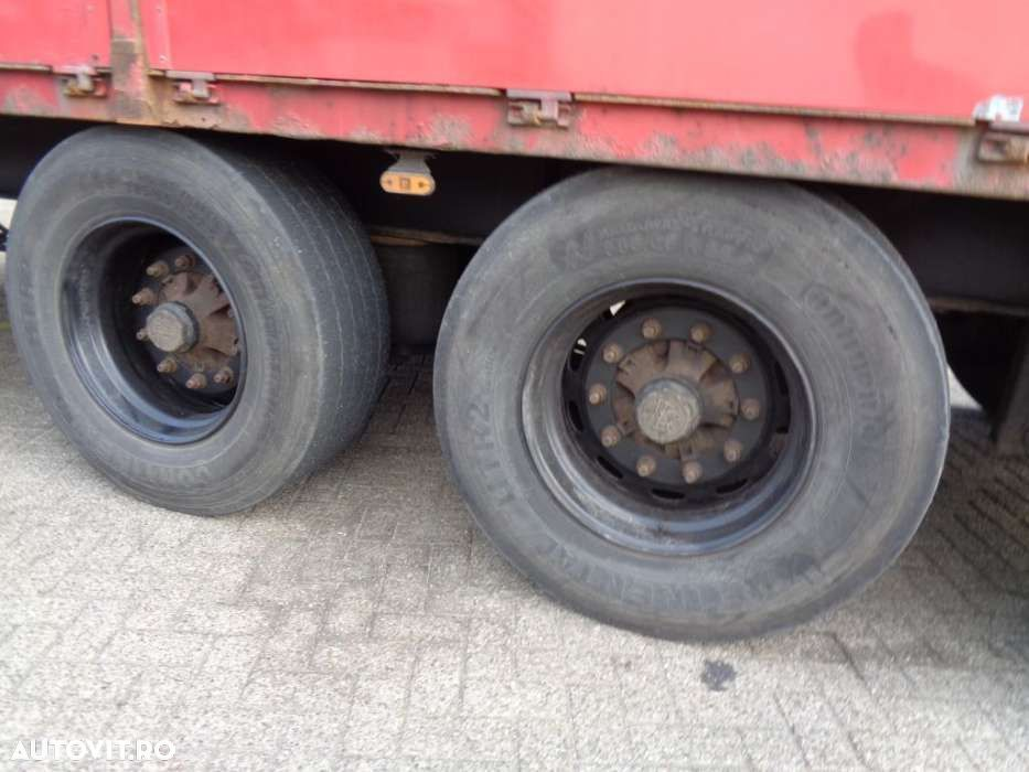 Pacton 3 Axle + 3 In stock - 9