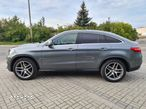 Mercedes-Benz GLE 350 d 4 Matic Coupe AMG salon Polska - 8