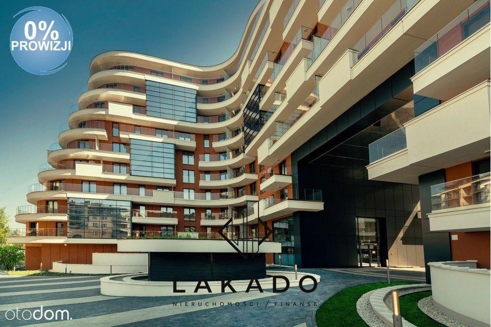 Nowe dwupokojowe mieszkanie, Grzegórzki