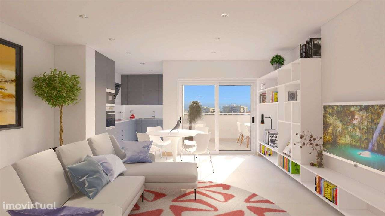 Apartamento para comprar, Lagos (São Sebastião e Santa Maria), Lagos, Faro - Foto 2