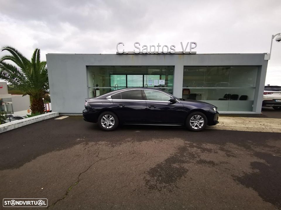 Peugeot 508 1.5 BlueHDi Business Line EAT8 - 10