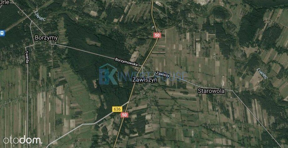 Działka, 26 500 m², Zawiszyn