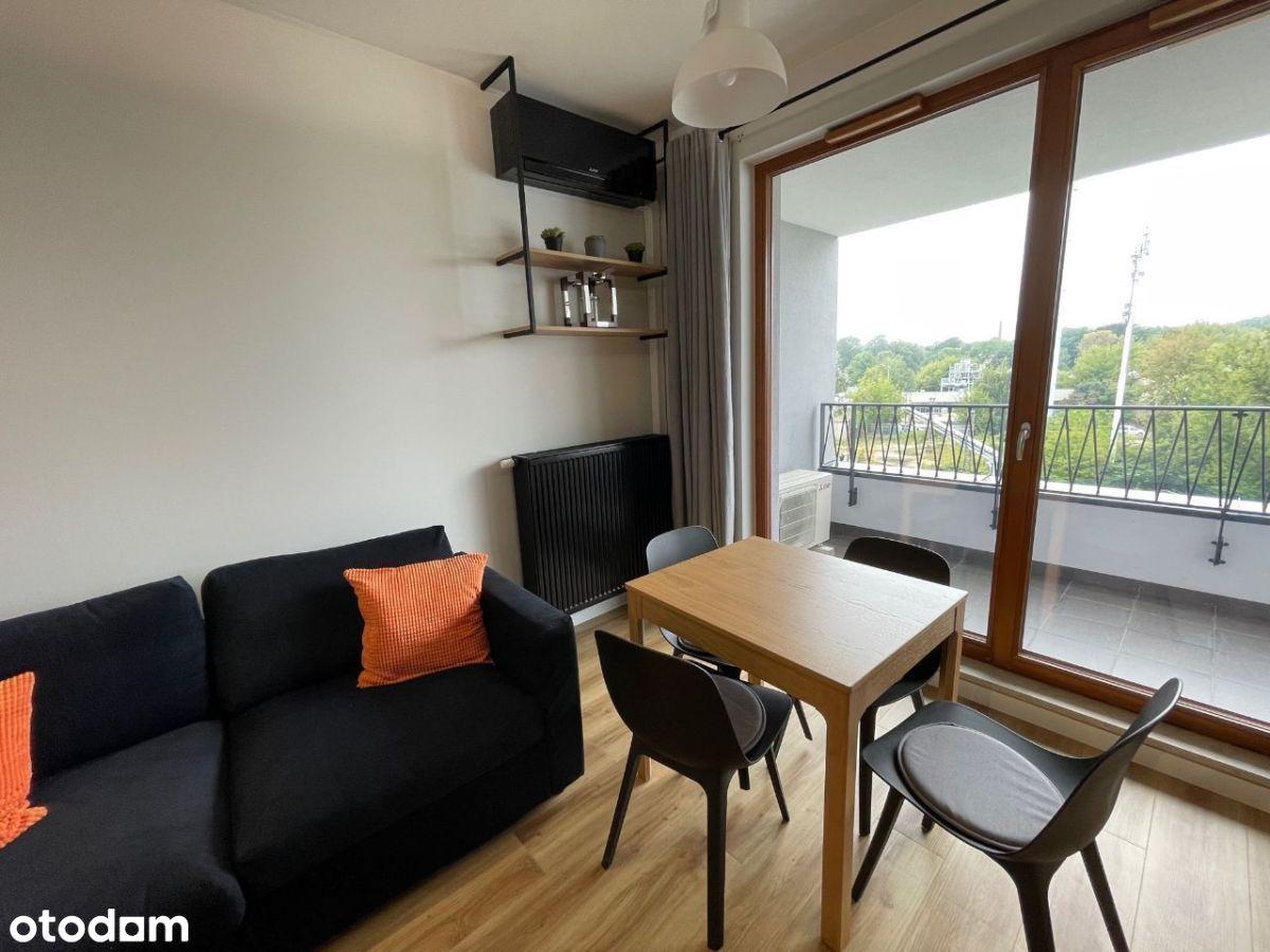 Nowe 2 pokoje na bliskiej Woli obok metra