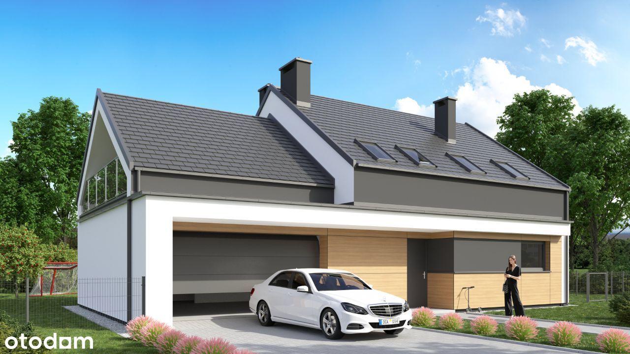 Dom 187 m² + działka 987 m² PnB, REZERWACJA