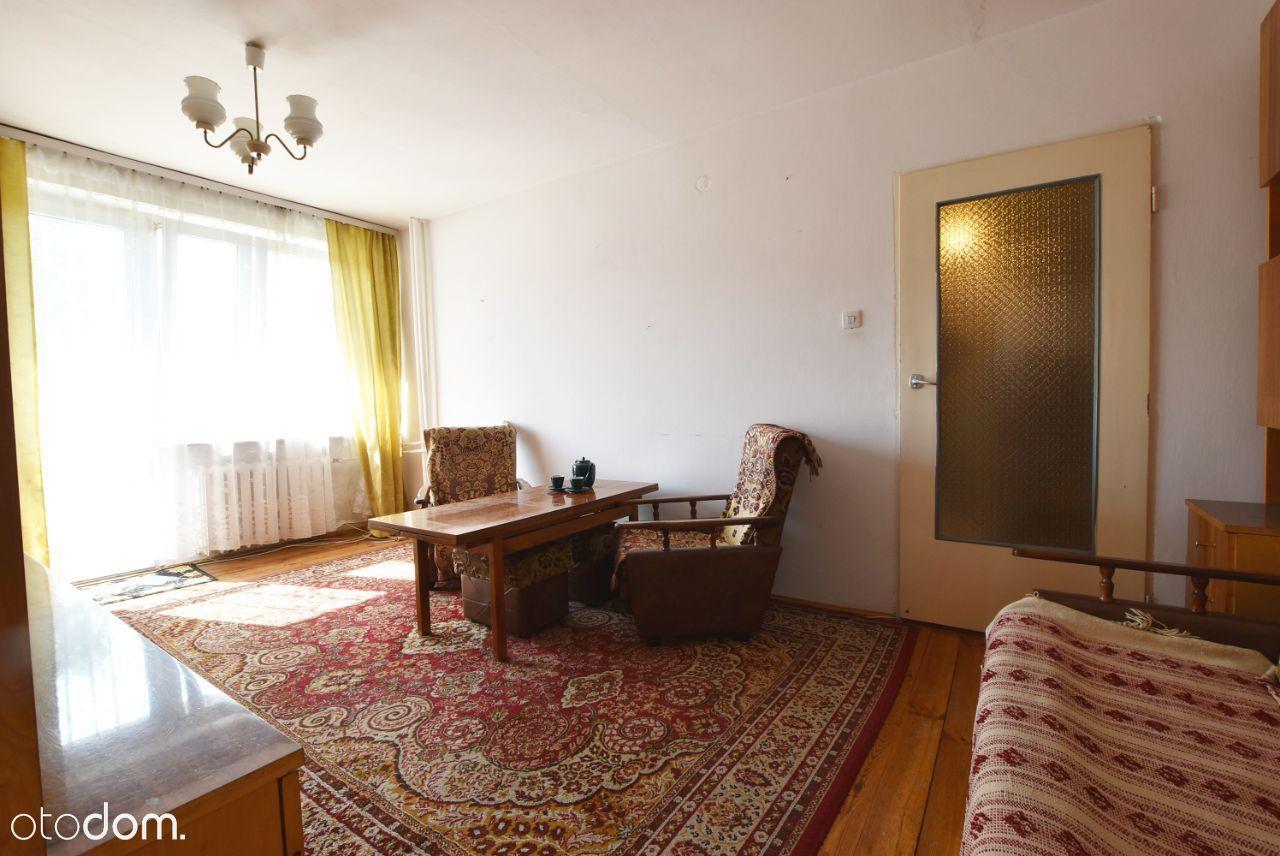 3 pokoje, centrum Malborka 47,3 mkw