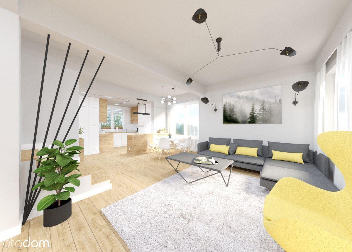 ✱ Szeregówka ✱ Balkon 6,3 m2 ✱ 3 pokoje ✱