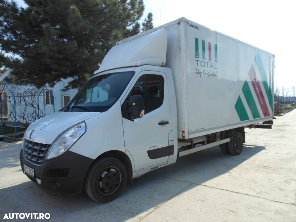 Renault MASTER 2,3 DCI  145 CP - 2