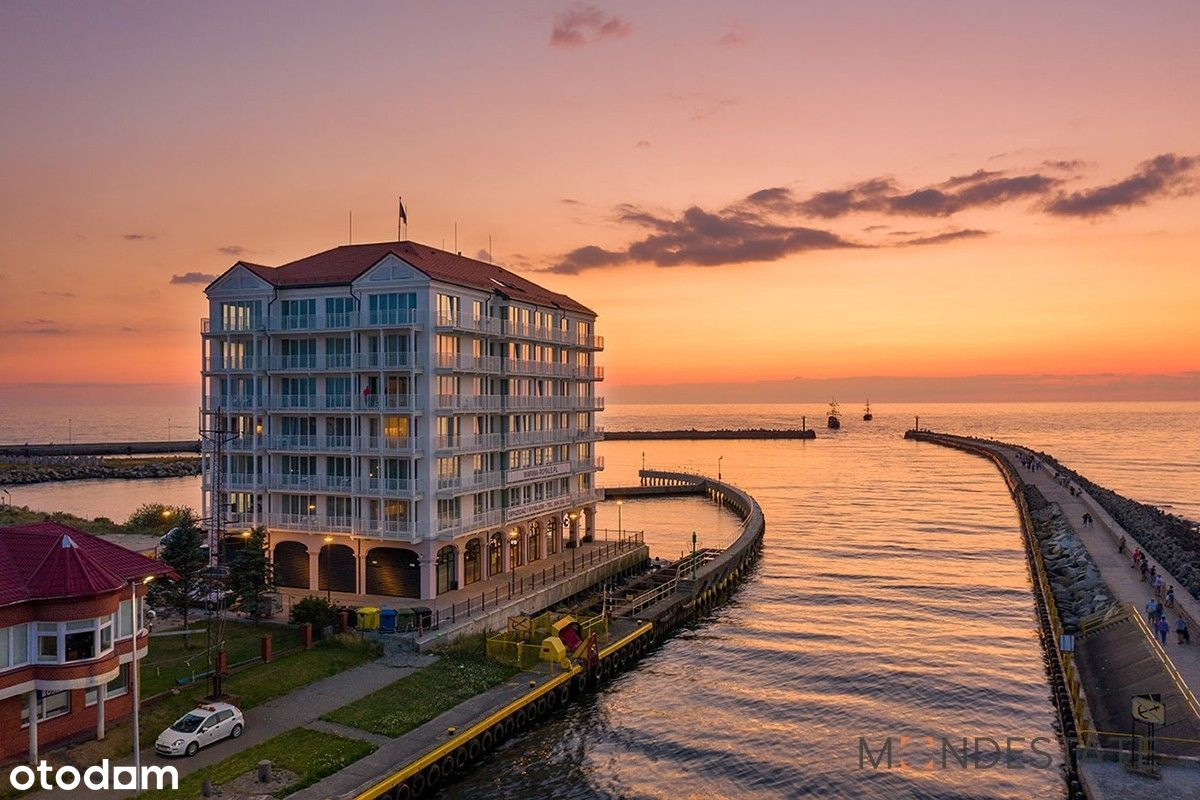 Luksusowy apartament nad samym morzem!