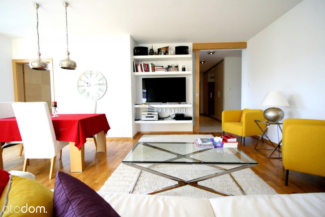 Luksusowy apartament w sercu Powiśla