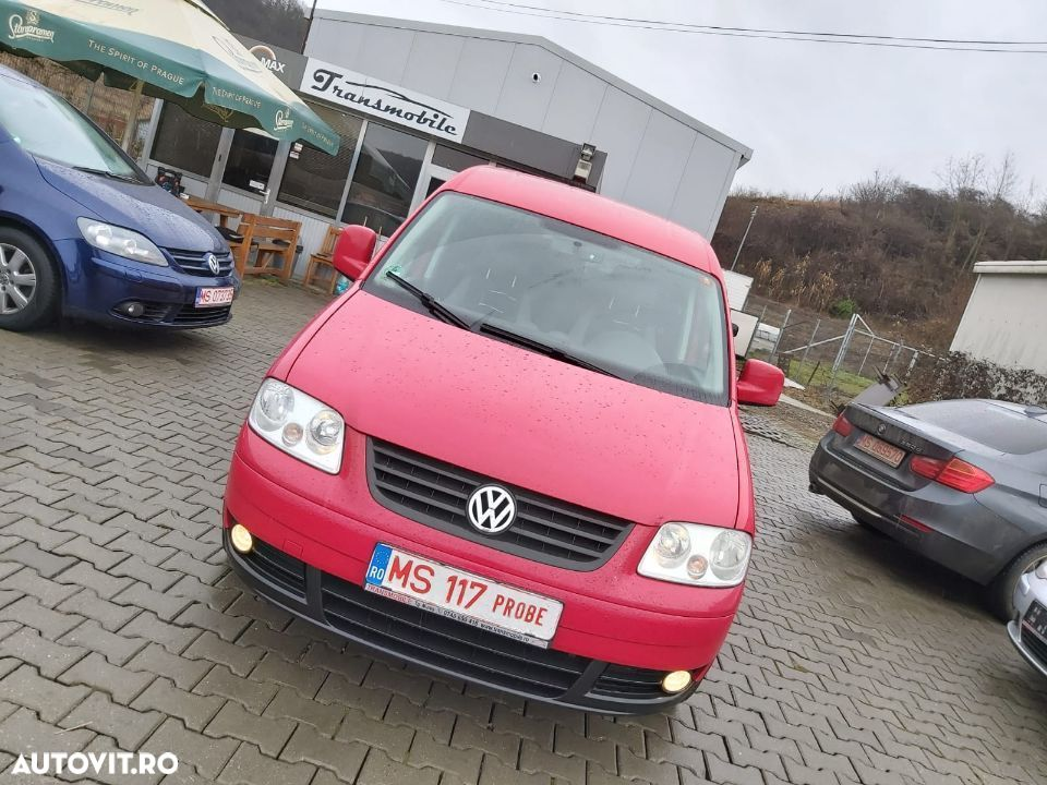 Volkswagen Caddy 1.9 - 1