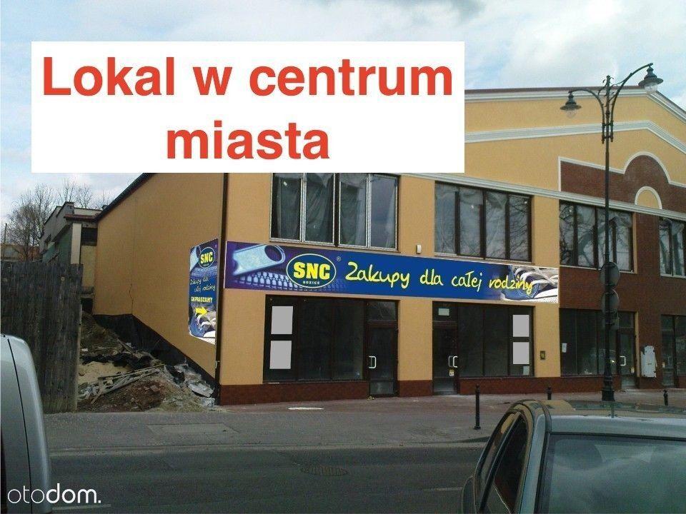 Lokal użytkowy, 220 m², Olkusz