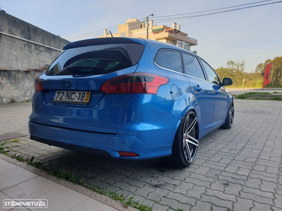Ford Focus SW 1.6 TDCi Trend - 6