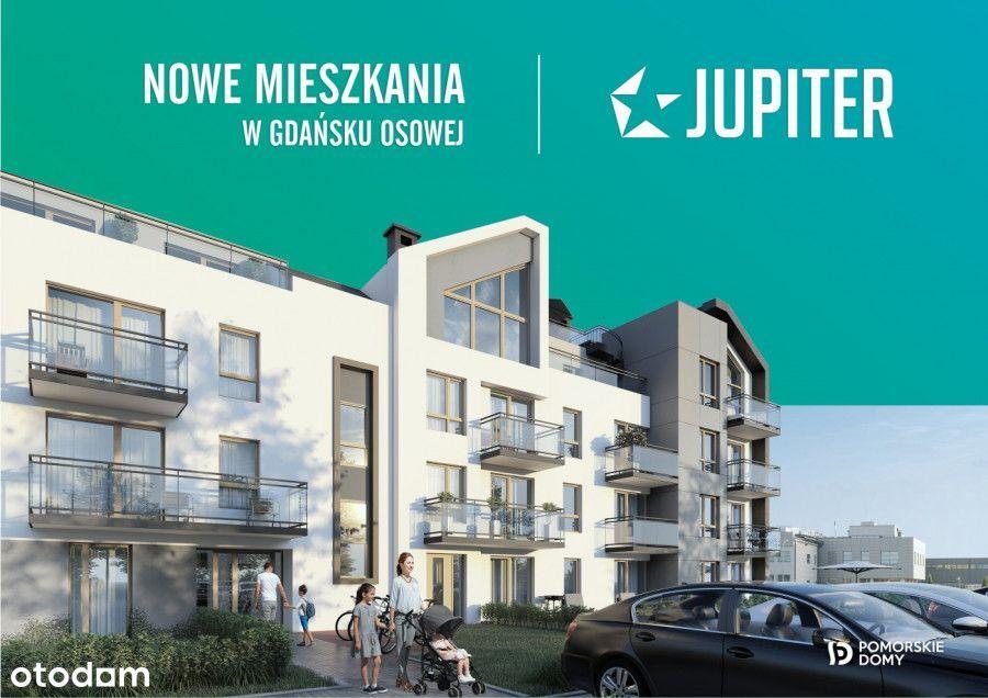 Jupiter - piękne mieszkania w Gdańsku Osowej!