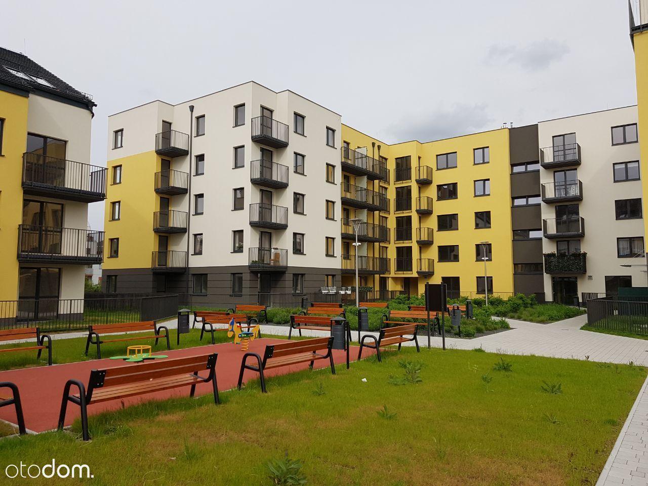 Mieszkanie 2 pok., 40m2, ul. Skarbowców, Wrocław